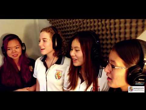 Berkeley Song Writing&Recording Project@ZERO (Victor, Opal, Rebekka, Andrea, Amy, Prin, Sagar)