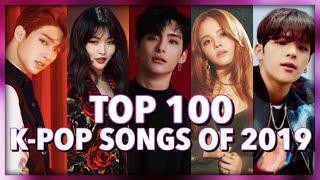 [TOP 100] K-Pop Songs of 2019 | End of Year Countdown