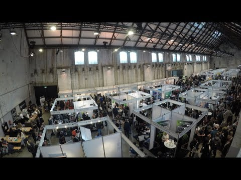 IamExpat Fair - Amsterdam, 2016