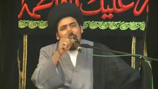 السيد منير الخباز - الله خلق الجنة لمن أطاعه ولو كان عبدا حبشيا والنار لمن عصاه ولو كان سيداً قرشياً