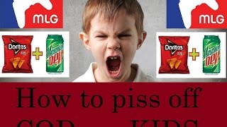 How to piss off COD Kids [Guide]
