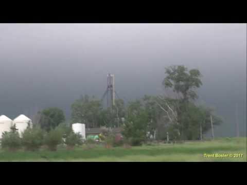 South Dakota Storm Chase 6 13 2017