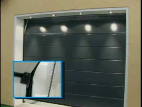 seitensektionaltor doorpartner funnydog tv. Black Bedroom Furniture Sets. Home Design Ideas