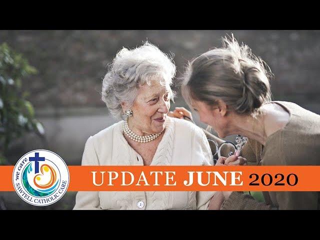 CEO Michael Darragh UPDATE June 4th 2020