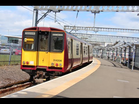 Season 4 Episode 41 - Gourock to Glasgow Central (semi-fast) onboard 314206