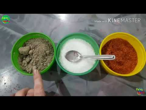 how to make liquid fertilizer at home/ how to use nitrogen Phosphorus and photos in plant