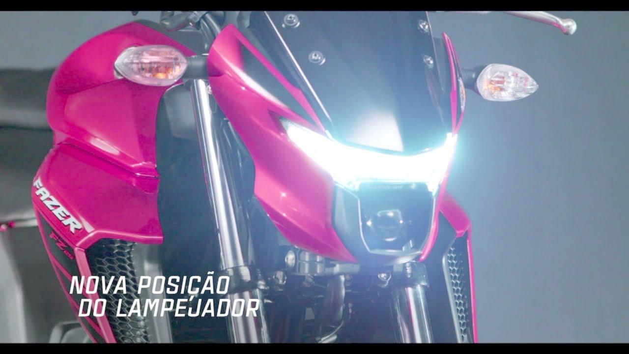 Yamaha Fazer FZ 25 2022 - Teste - VÍDEO