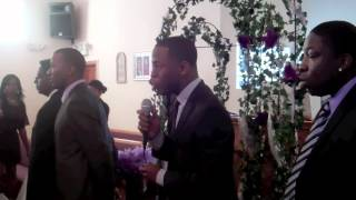 Wedding Vows - Jamie Foxx (Kelechi Kalu)