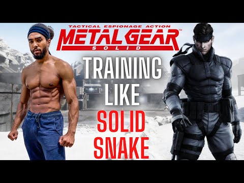 Solid Snake Training