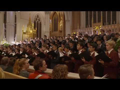 St. Michael's Choir School Sacred Music Concert | Sept. 30, 2016