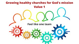 27/09/20: 'Feeling like one team' 1 Corinthians 12: 12-27