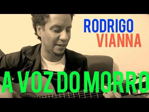 Rodrigo Vianna - A Voz do Morro - Acústico MPB, voz e violão, #Projeto365 | 173-365