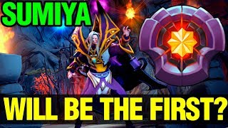 Sumiya Will Be The First Badge 5 In Invoker?? - Dota 2 Plus -  Dota 2
