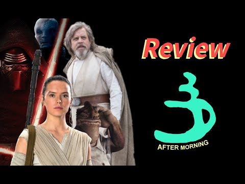 A.M. RADIO PODCAST - ep 1 - The Last Jedi Review (spoilers)