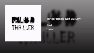 Thriller (Radio Edit BB Law)