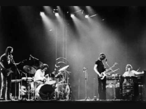 Pink Floyd The Embryo Live Crystal Palace Bowl 1971