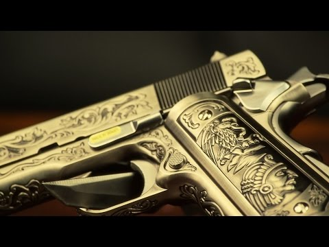Airsoft 1911 GBB *Special Edition* Review / Shooting Test