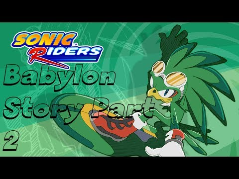 Sonic Riders - Babylon Rogues Story - #2 (Ending)