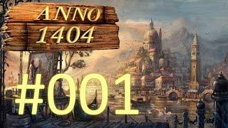 ANNO 1404 [PHIL] #001 Die größte Insel....oder? 🎮 Let's Play ANNO 1404 Venice