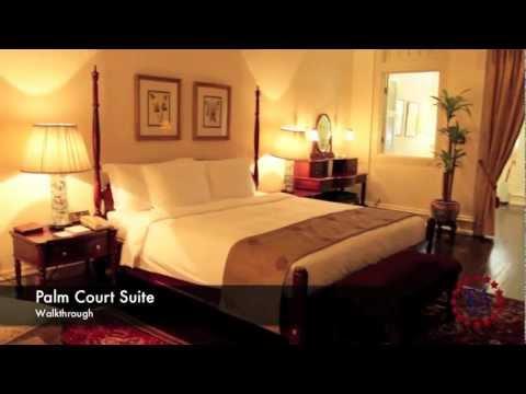 Raffles Hotel Singapore - Palm Court Suite ( Singapore )