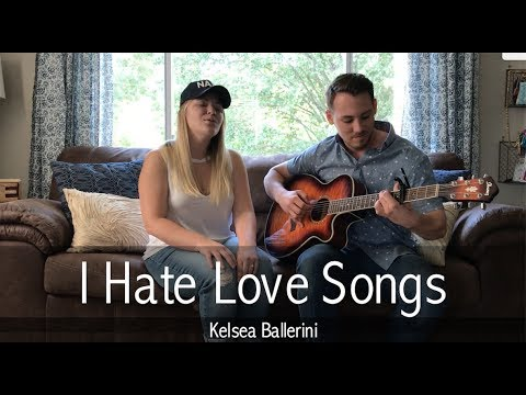 Kelsea Ballerini - I Hate Love Songs / Hannah & David Cover