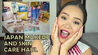 Japan Makeup and Skin Care Haul - msyellowyum
