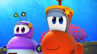 Мультфильм для детей - Марин и его друзья - Подводные истории - Стражи кораллов, вперед!