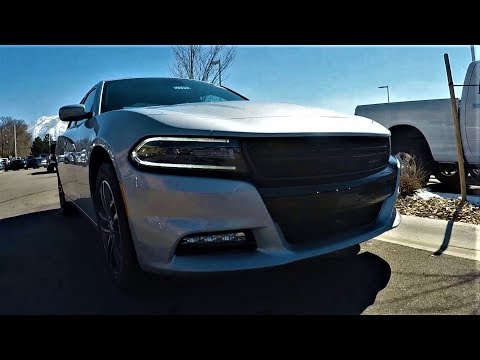 2019 Dodge Charger SXT AWD: All Wheel Drive Muscle Car?