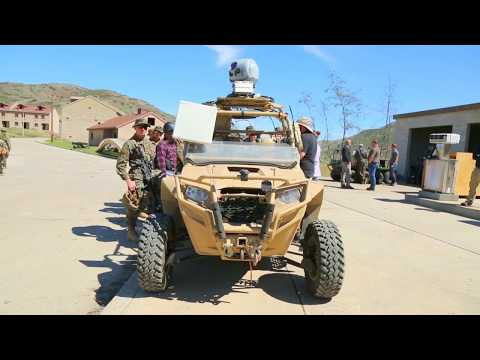 US Marine Corps - Military Assets & Equipment Field Testing At Urban ANTX 2018 [1080p]