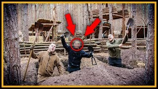 Bushcraft Camp [S04/E13] Besuch im Camp!? - Lagerbau Outdoor Super Shelter