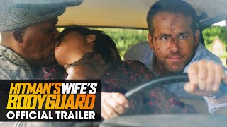 Hitman's Wife's Bodyguard (2021 Movie) Trailer - Ryan Reynolds, Samuel L. Jackson, Salma Hayek