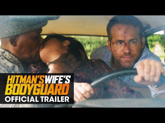 Hitman's Wife's Bodyguard (2021 Movie) Trailer - Ryan Reynolds, Samuel L. Jackson, Salma Hayek