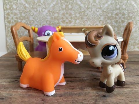 LPS: Fake Littlest Pet Shops!