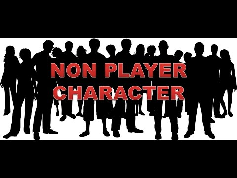 Why Non-Player Characters Are Not REAL Friends