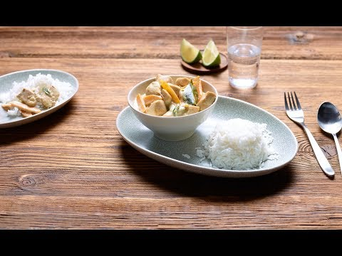 Émincé-de-poulet-au-curry-thaï