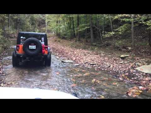 TN Jeeps Trail Ride