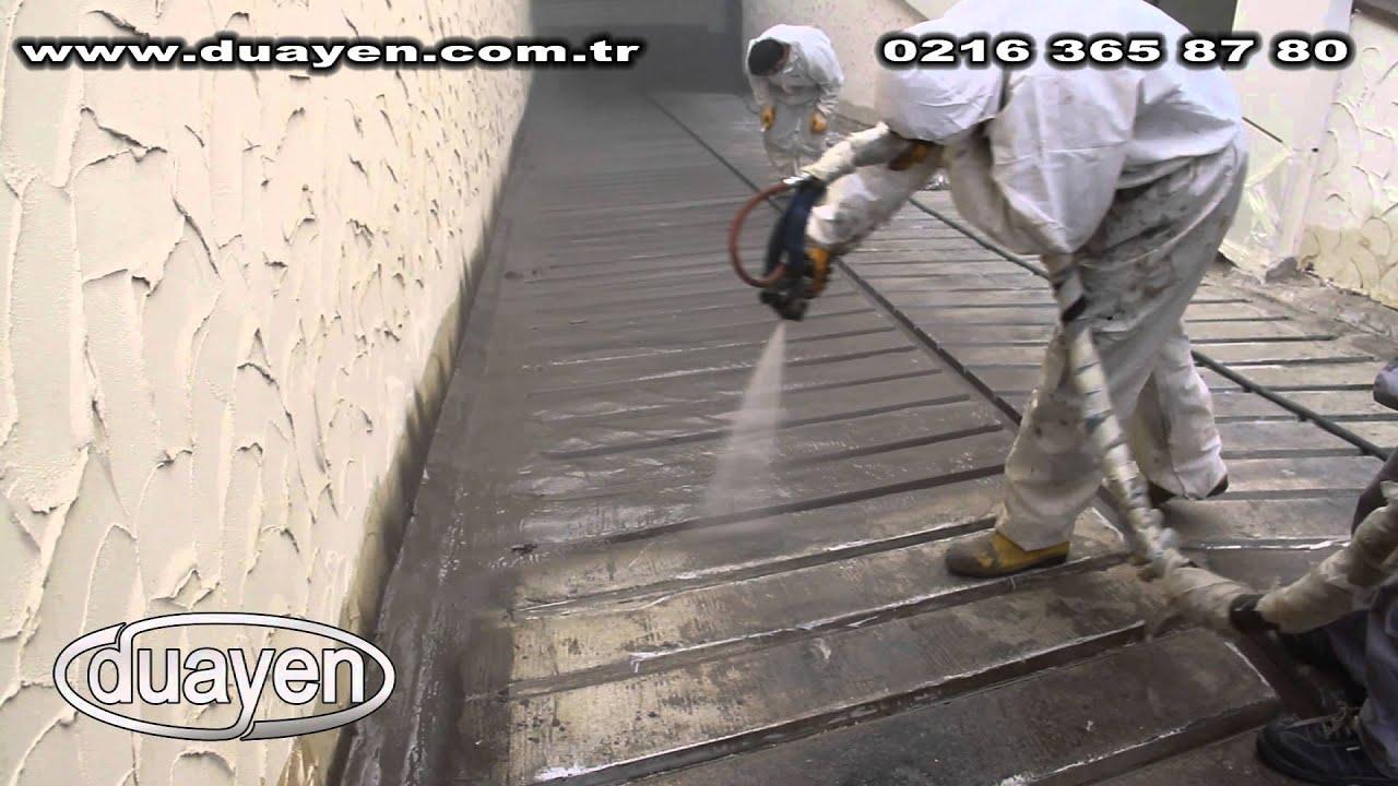Duayen | Polyurea Spray System