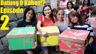 Datung O Kahon!? EPISODE 2. A Fun Game Show for the Poor Filipino People of the Philippines