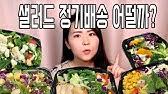 샐러드 4주 정기배송 후기🥗(다신샵 한스푼 샐러드), 샐러드 다이어트, salad delivery review🥗
