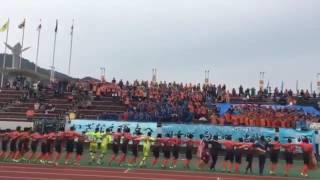 高川学園サッカー部勝ちロコ