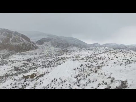 DJI PHANTOM 3 ADVANCED -20 C  DERECEDE UÇUŞ