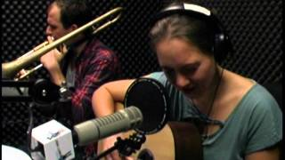 """TREBLE  CLEF  LIVE  -  SOPHIE  HUNGER -  """"The  Protest  Song"""""""