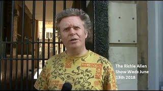 Mark Windows On Talking Agenda 21 & Human Settlement Zones At Glastonbury This Weekend!