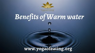 Incredible Benefits of Warm Water that You Never Knew!