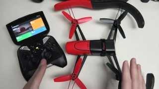 Parrot BeBop Drone 3.0 Update