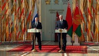 Лукашенко: несмотря на оккупацию в годы войны белорусы остались непокоренным народом