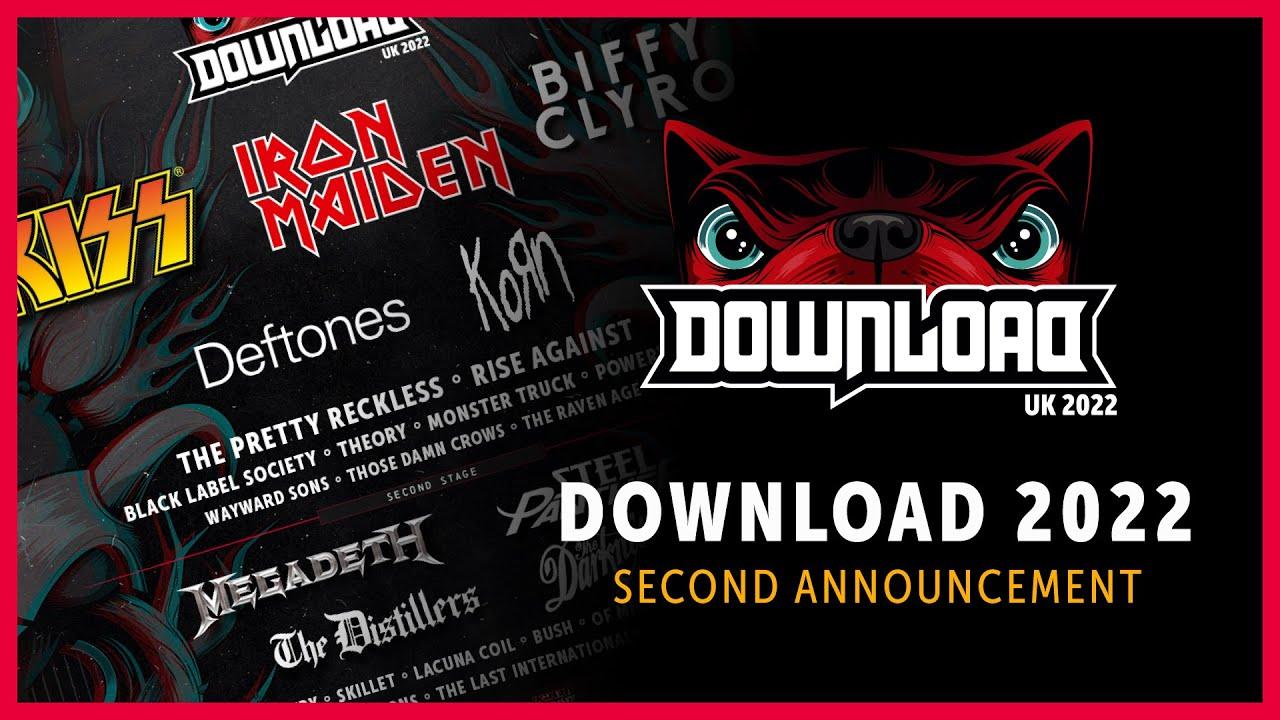 Download Festival 2022 Announcement Video!
