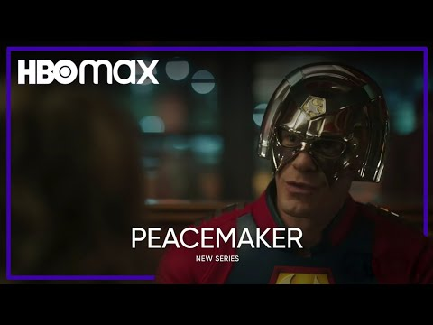 Peacemaker   Official Teaser   HBO Max