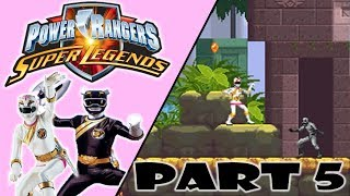 "Power Rangers Super Legends DS (NEW) | Part 5 ""WILD ACCESS"""