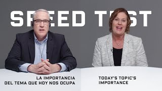 2 Interpreters Test Their Interpreting Skills (Speed Challenge) | WIRED